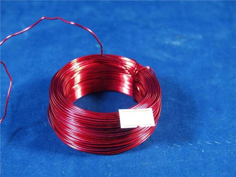 1mm Aluminium Wire Red 100g (3199)