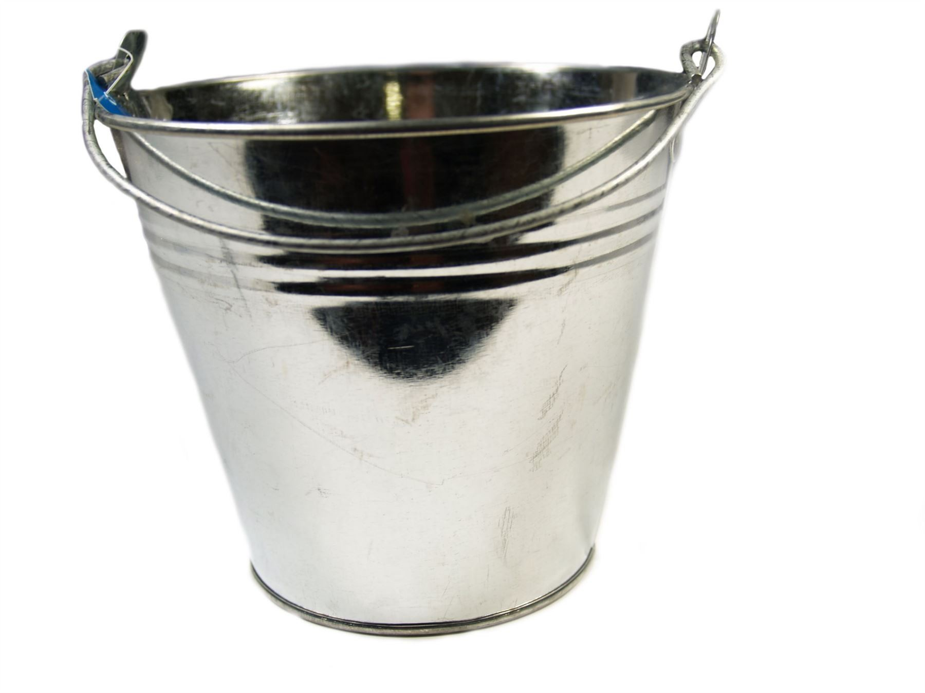 10cm Westminster  Zinc Flower Bucket (3912)