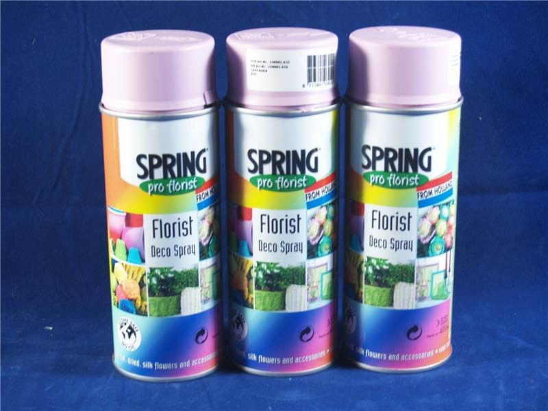 Spring Pro Florist Spray Paint 400ml Lavender 3252 For In Oasis Florist Spray Paint
