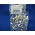 100 Oasis Diamond Heart Pin Clear (2936)