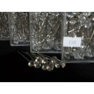 55mm Diamante Diamonte 100 Pins in the box (2145)