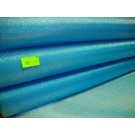 Roll Of Light Blue Snow Organza 40cm x 9m (980)