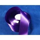 38mm x 35 yards Satin Ribbon Purple (3377)
