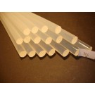 20 x 300mm Premium quality Extra Clear Glue Sticks (2121)