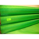 Roll Of  Green Snow Organza 40cm x 9m (979)