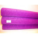 Floristry and Crafts Crepe Paper Purple (764)