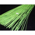 200g 1m Flat Belt Rattan Twigs Light Green (2230)
