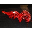 40 Half Curly Willow Ting Ting Red (2245)
