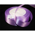 25mm x 22m Satin Ribbon x3 Reels Violet (2290)
