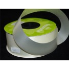 "2"" X 100 Yards or 5cm x 91m Florist Poly Ribbon Reel Cream (2399)"