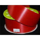 "2"" X 100 Yards or 5cm x 91m Florist Poly Ribbon Reel Red (2411)"
