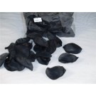 100  Luxury Fabric Rose Petals Black 14g (2593)