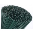 22 svg/0.7mm Florist Stub Wire Green 250g (530)